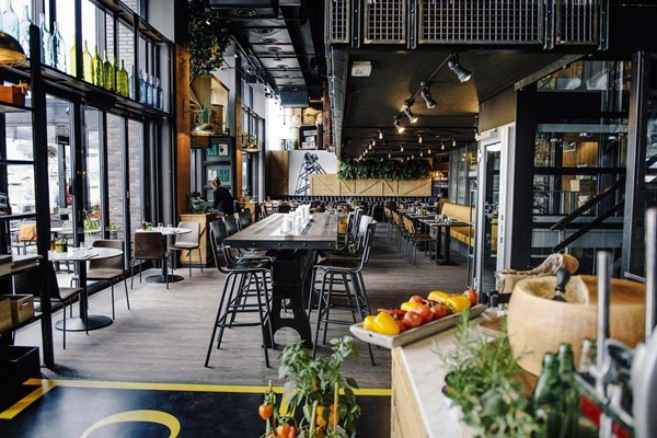 Cargo Restaurant Og Bar City Centre Oslo Bookatable
