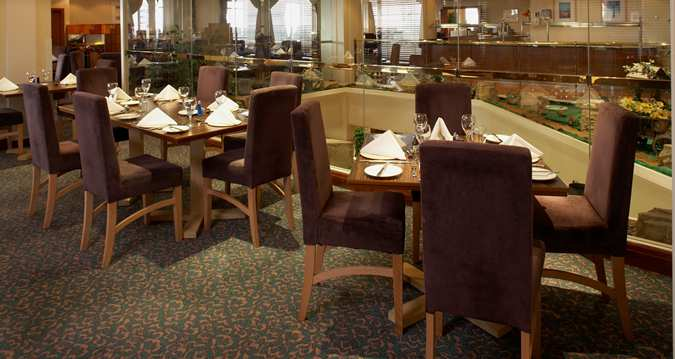 Image of Promenade Restaurant at Hilton Blackpool