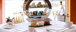 Afternoon Tea at Sunborn Yacht Hotel London