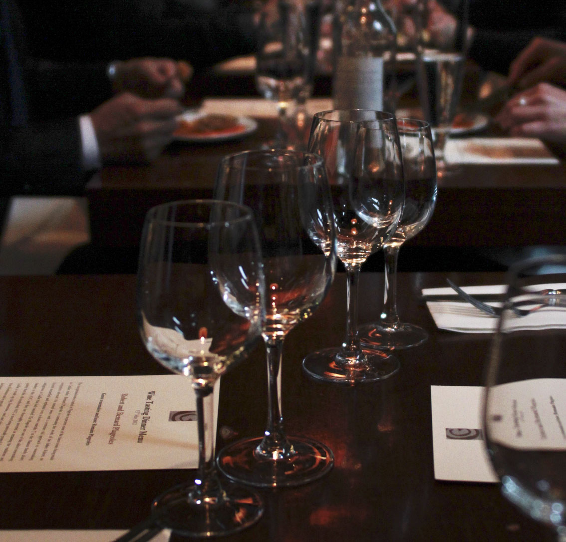 Reserve a table at Cellar Gascon