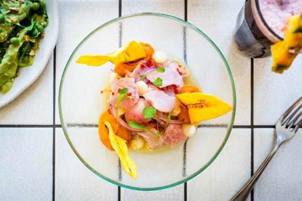 Ceviche Old St - London