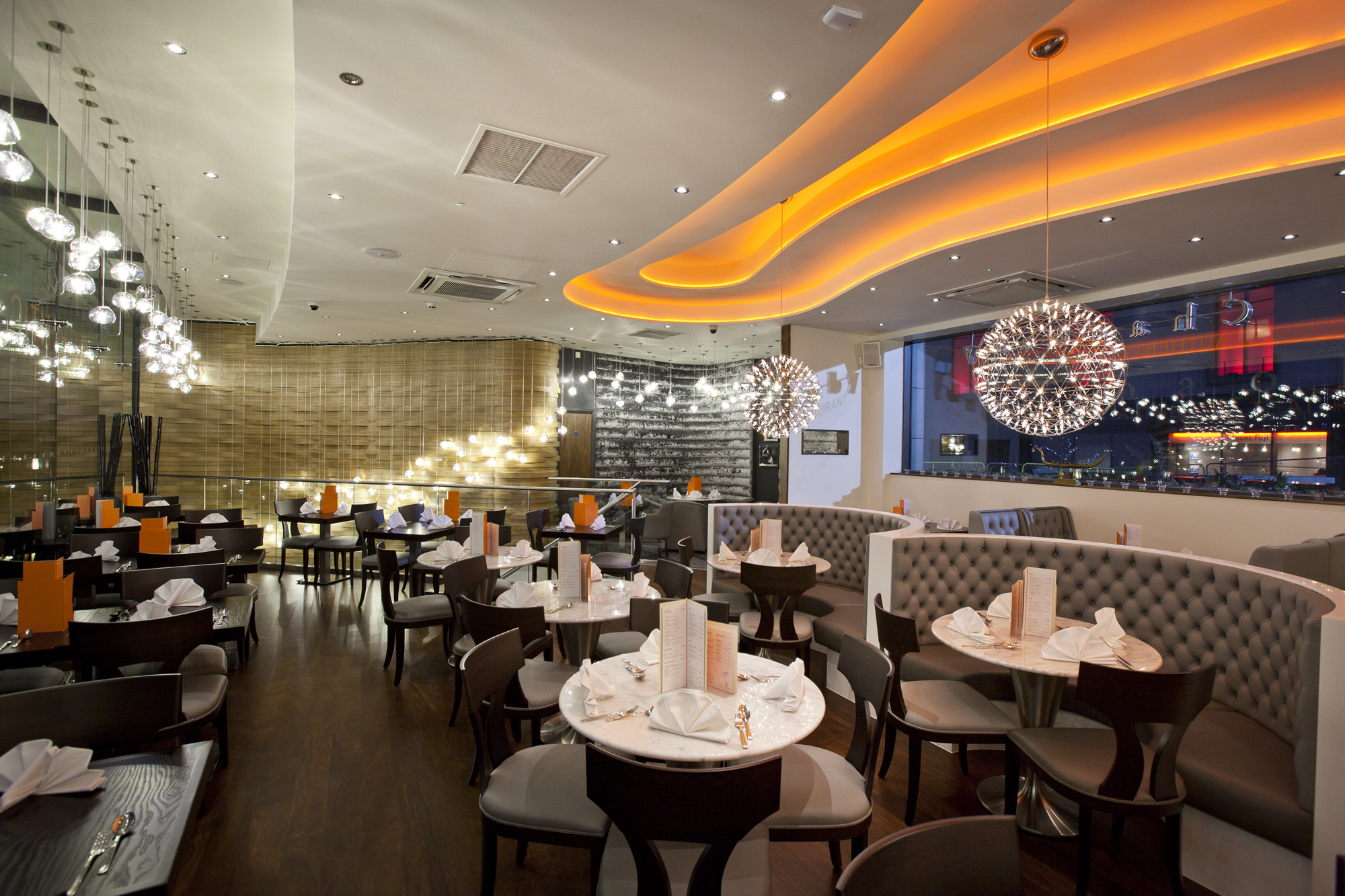 Reserve a table at Chaophraya - Birmingham