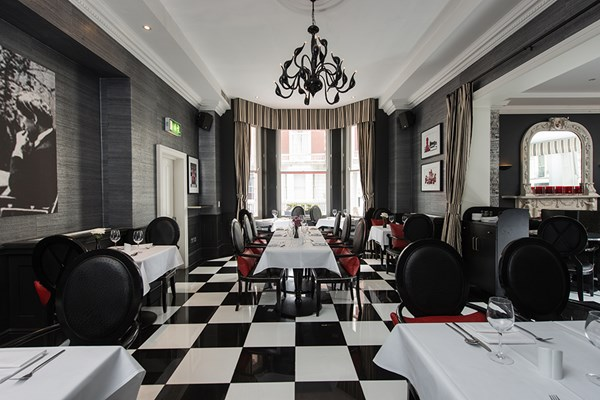 Checkmate Restaurant - London