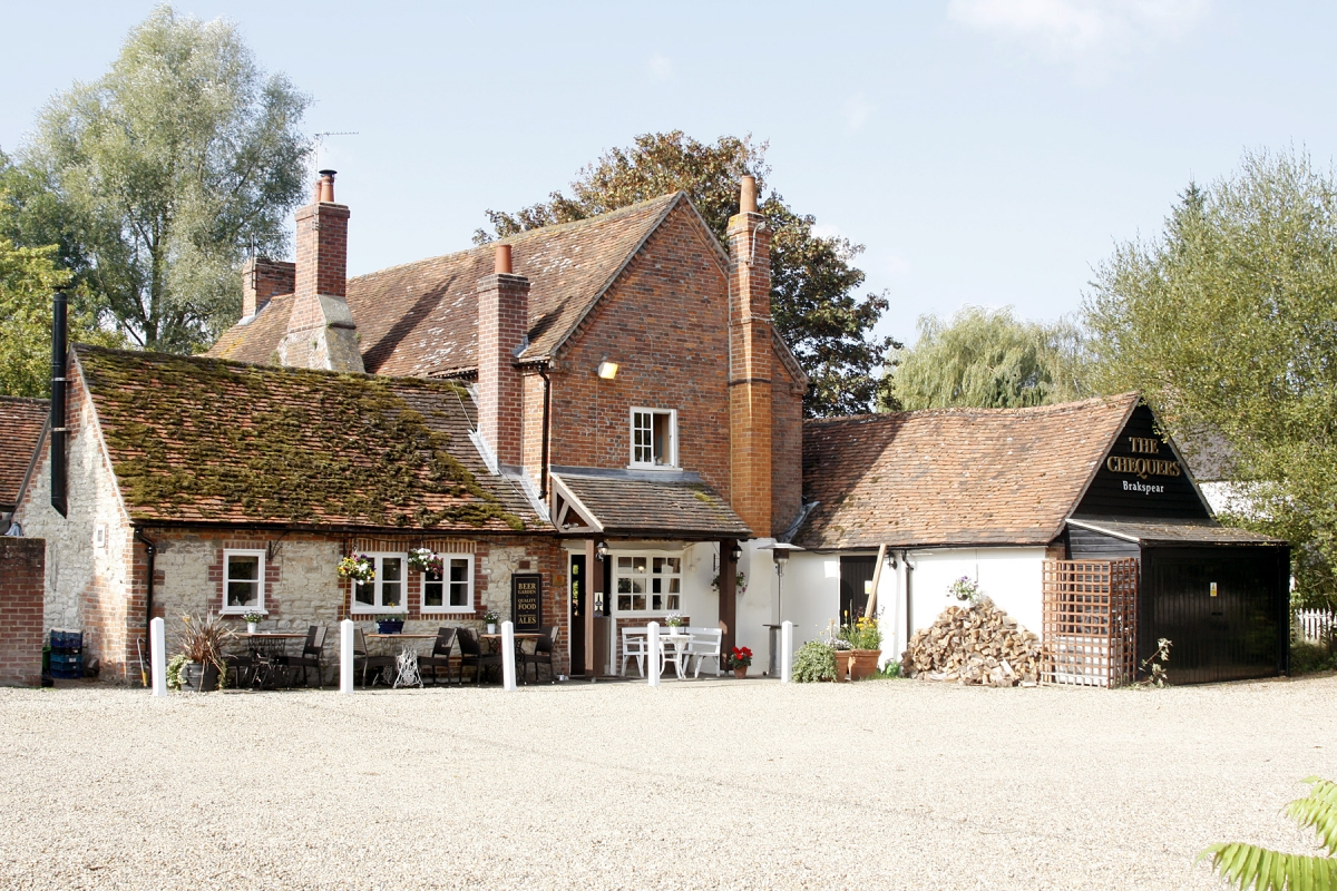 Chequers Inn - Oxfordshire