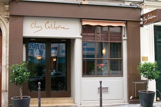 Chez Catherine - Paris