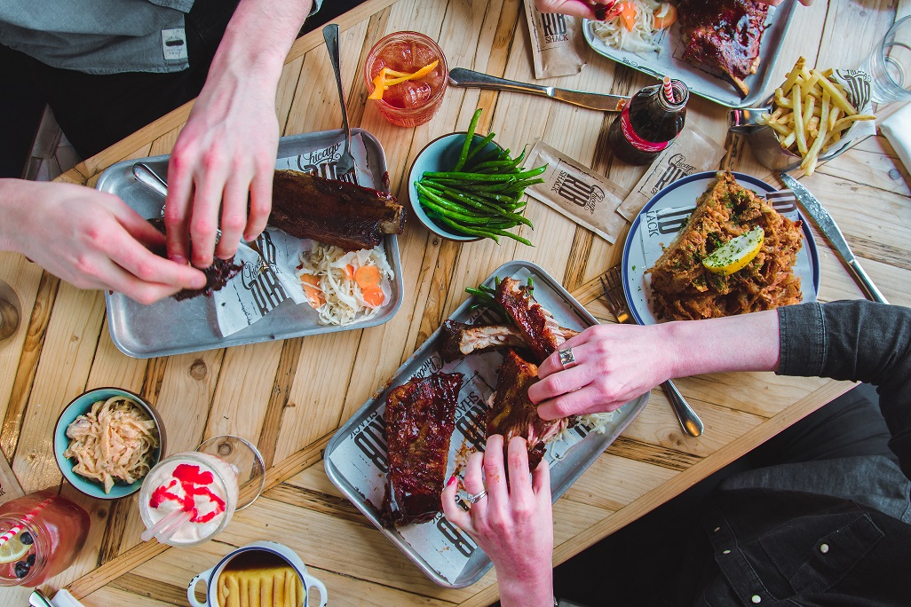 Chicago Rib Shack - Clapham - London