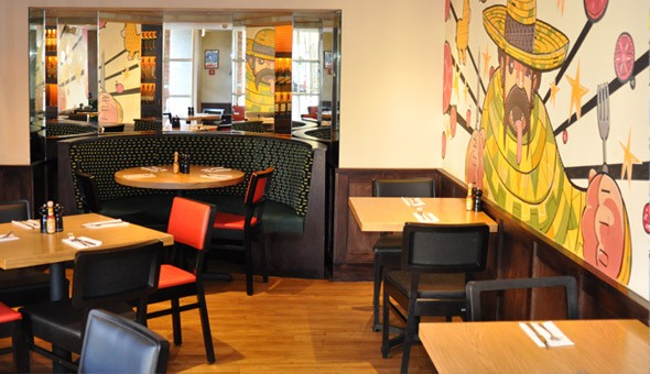 Reserve a table at Chimichanga - Amersham
