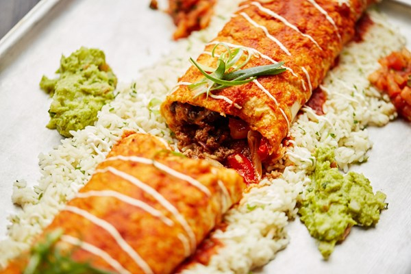 Chimichanga - Gloucester Quays - Gloucestershire