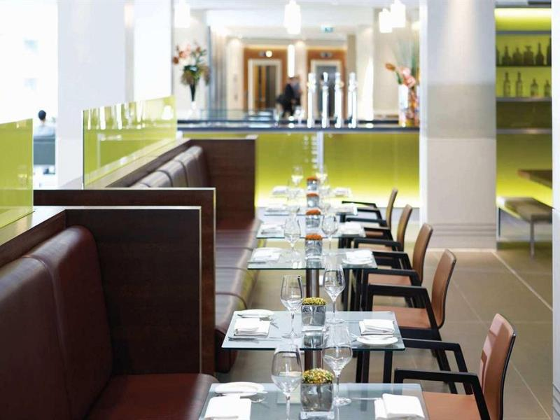 Cinnamon Restaurant and Bar - Hilton Canary Wharf - London