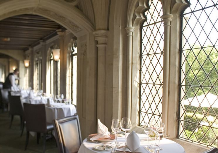 Dining at Nutfield Priory Hotel & Spa Surrey - Surrey