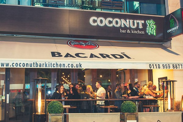 Coconut Bar And Kitchen Reading
