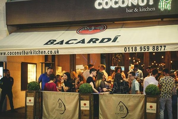 Coconut Bar & Kitchen - Berkshire