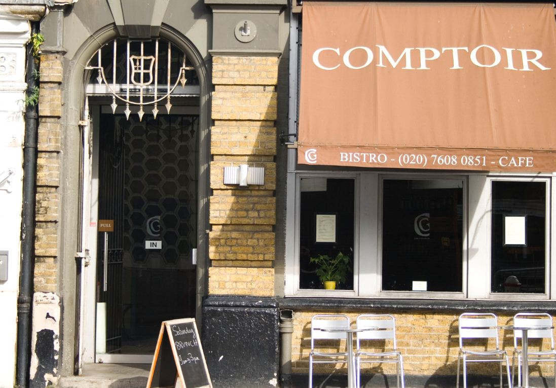 Reserve a table at Comptoir Gascon