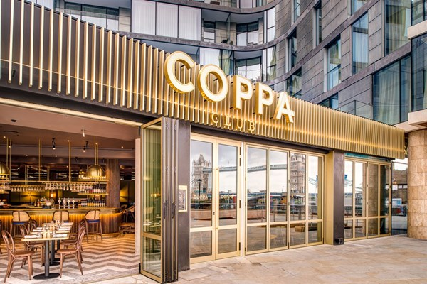 Coppa Club - Tower Bridge - London