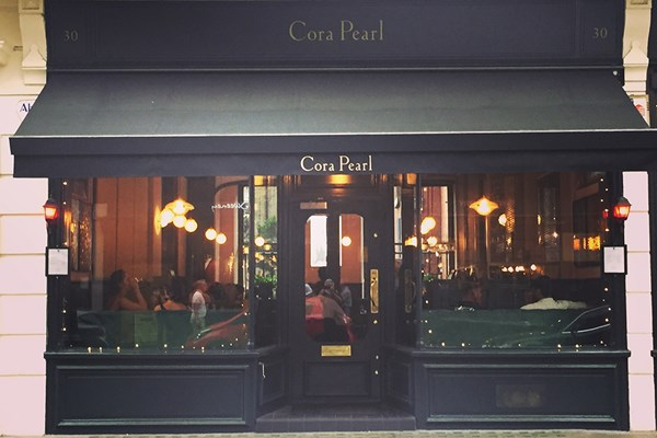 Cora Pearl - London
