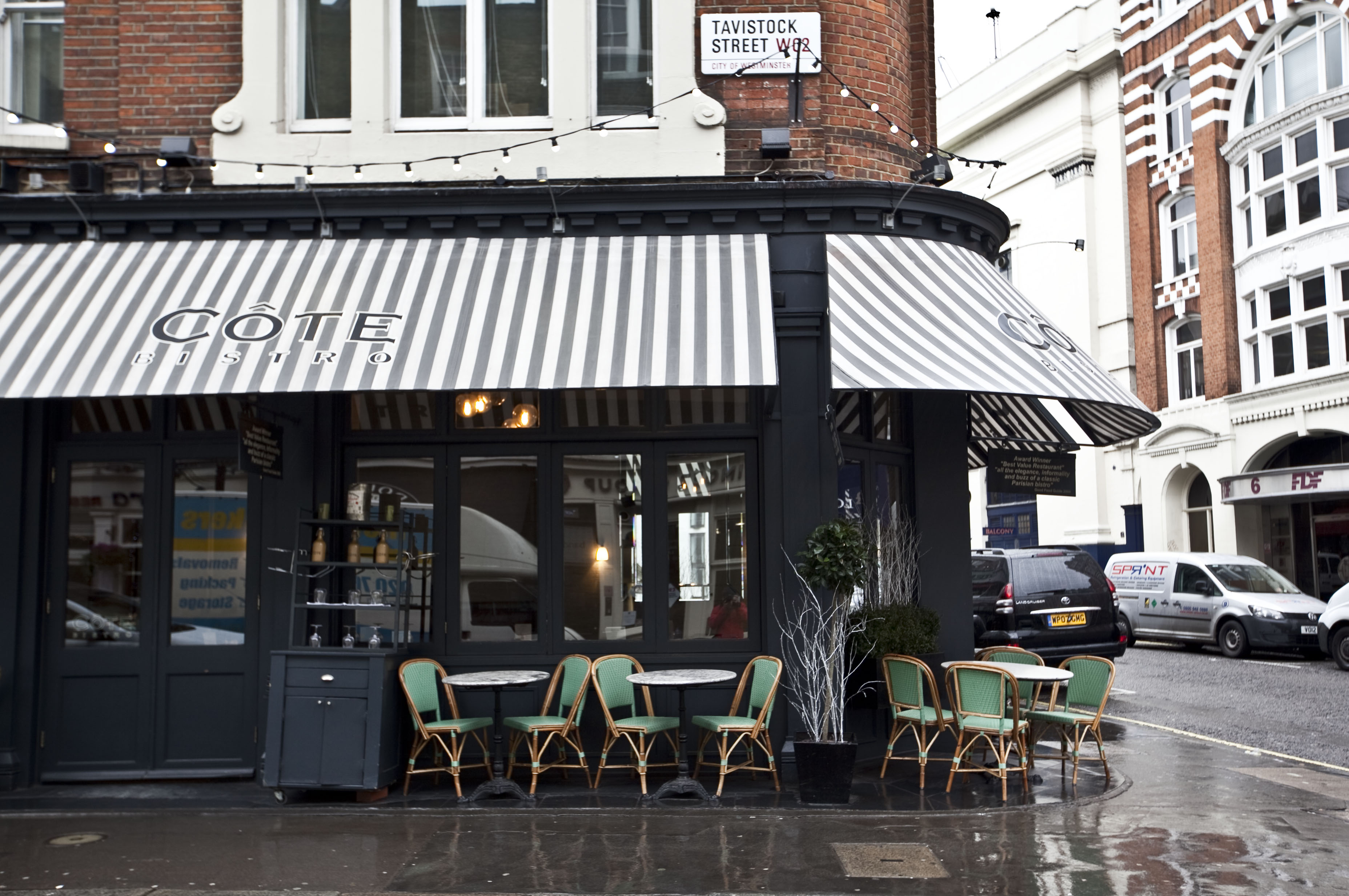 Reserve a table at Cote - Covent Garden