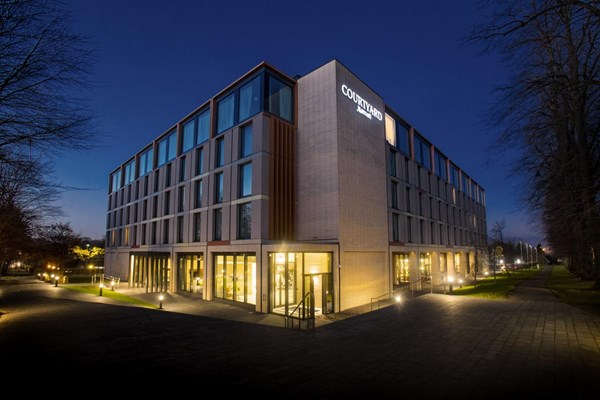 Courtyard by Marriott Edinburgh West - Edinburgh