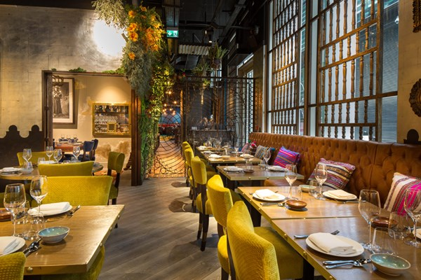 COYA Angel Court - London