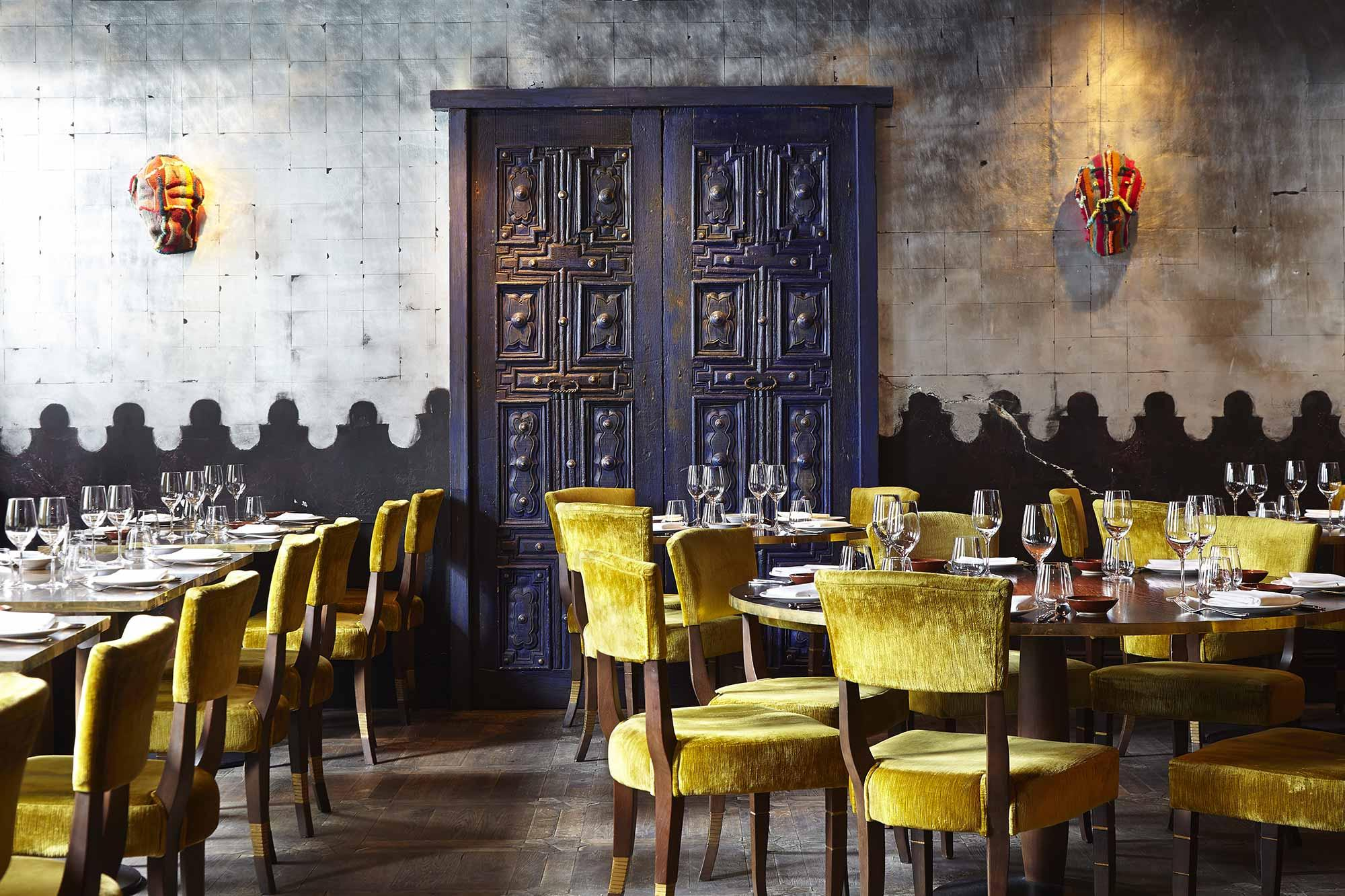 Reserve a table at Coya