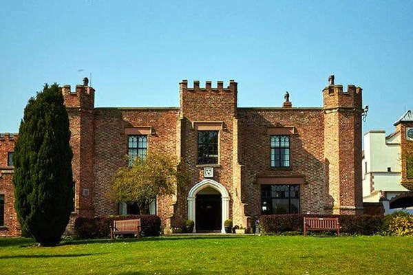Crabwall Manor Hotel and Spa - Cheshire