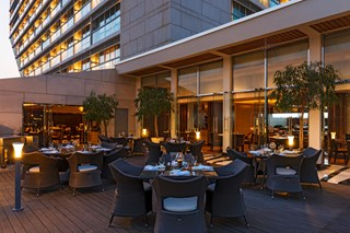 Creekside Japanese at Sheraton Dubai Creek Hotel & Towers - Dubai