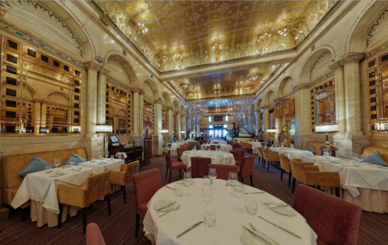Criterion Restaurant - London