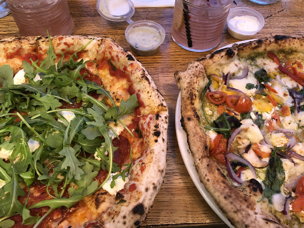 Crust Bros - Waterloo - London