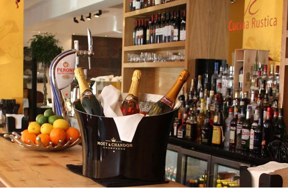 Cucina Rustica - West Midlands