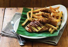Reserve a table at Harvester - West Green