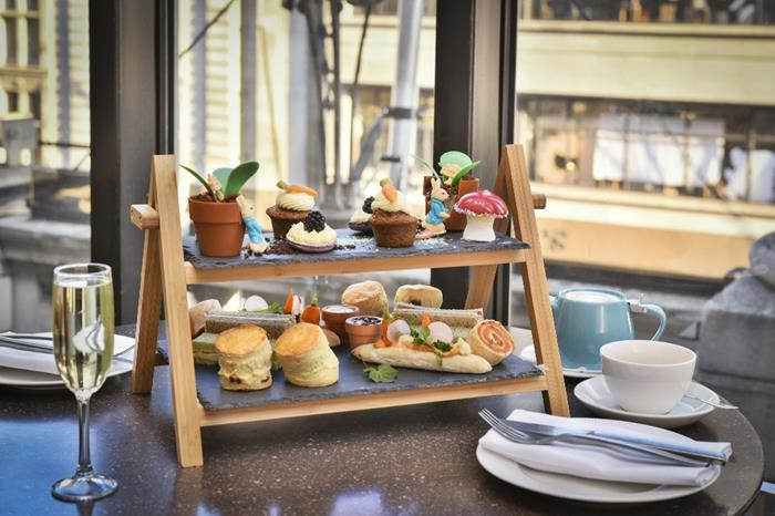 Afternoon Tea at Le Méridien Piccadilly