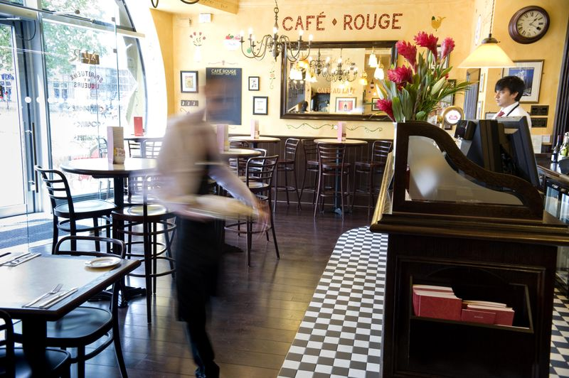 Image of Café Rouge - Greenwich O2