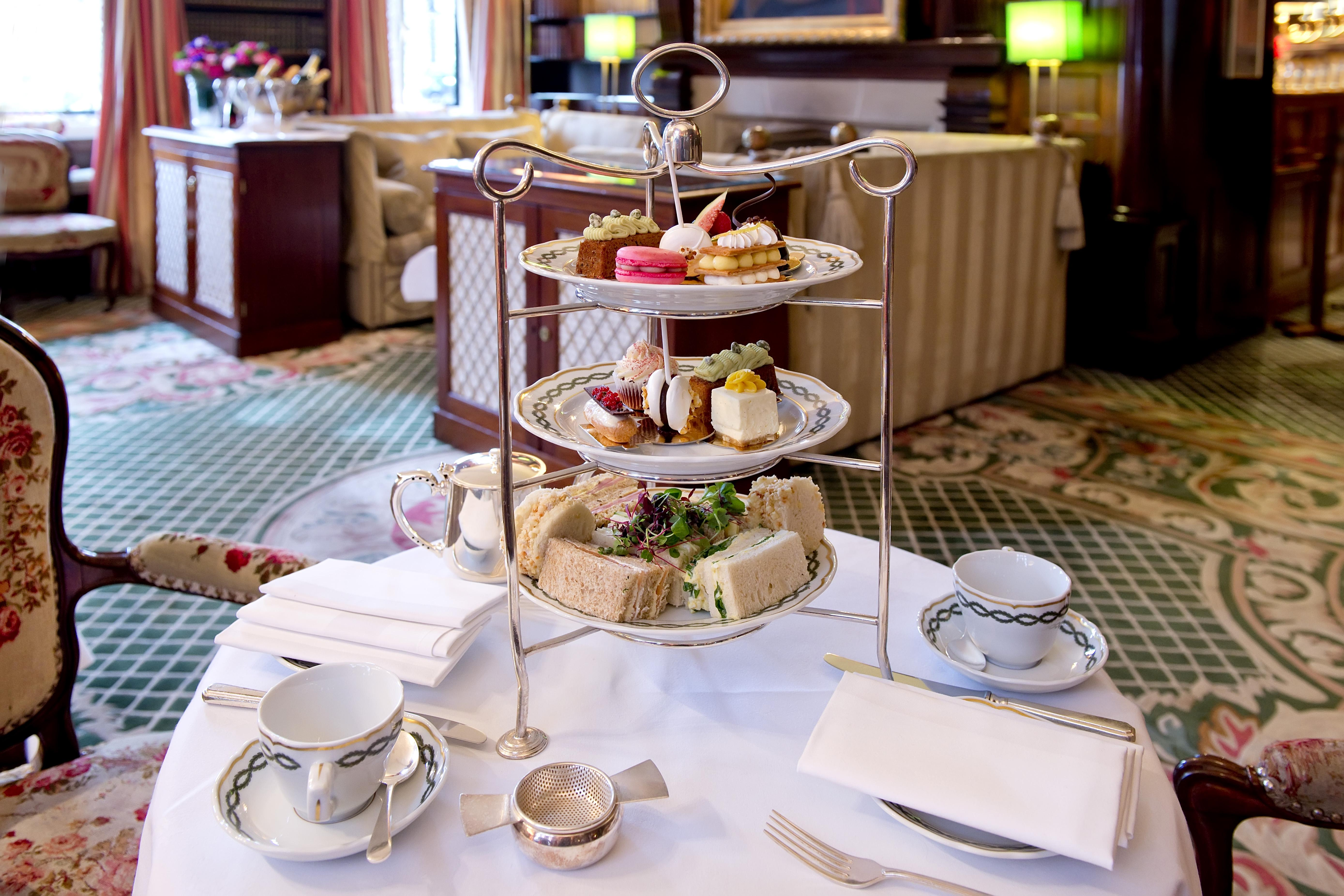 Image of Afternoon Tea at The Milestone Hotel and Residences