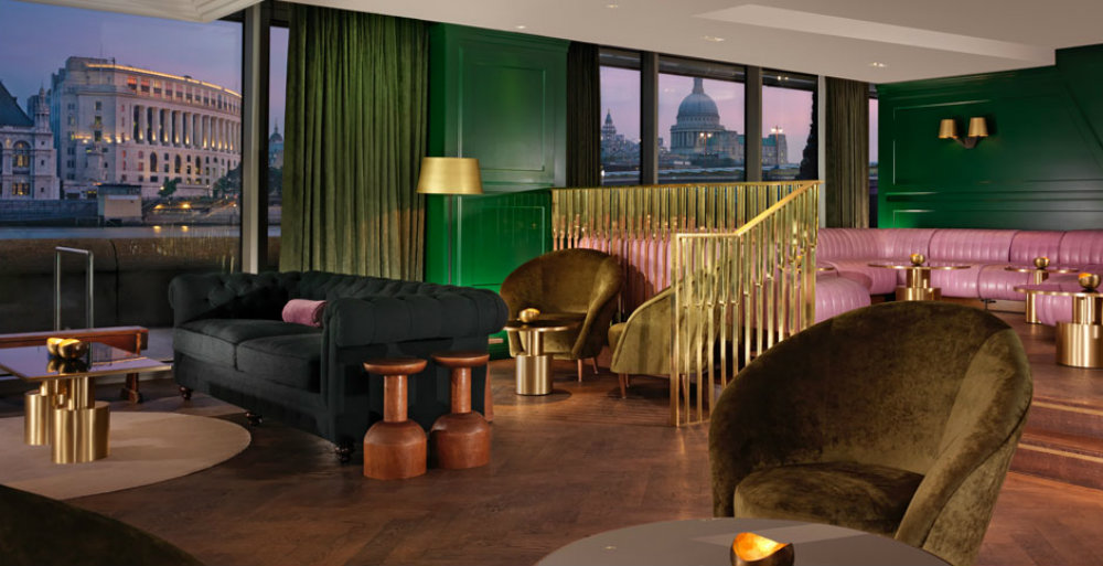 Dandelyan at Mondrian - London