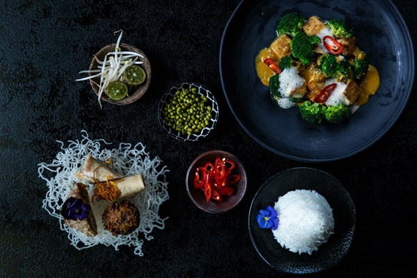 Dapur, indonesian plantbased restaurant - Zurich