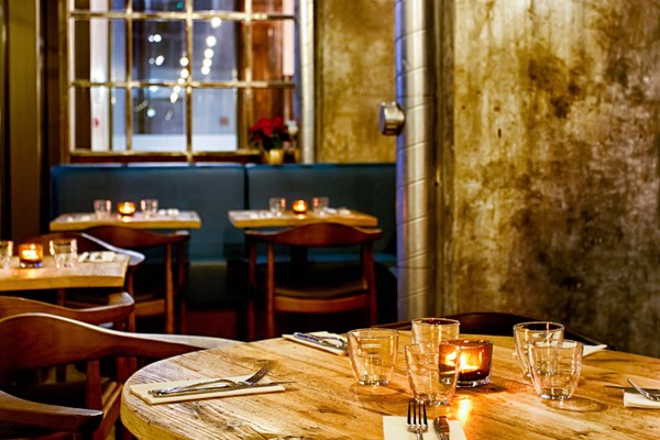 Darkhorse Restaurant - London