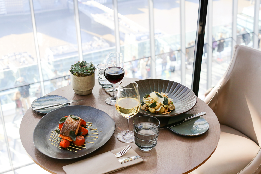 Darwin Brasserie at Sky Garden - London