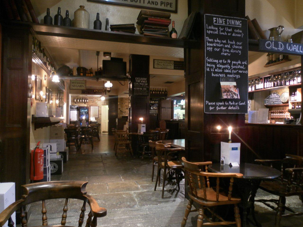 Davy's at St. James - London