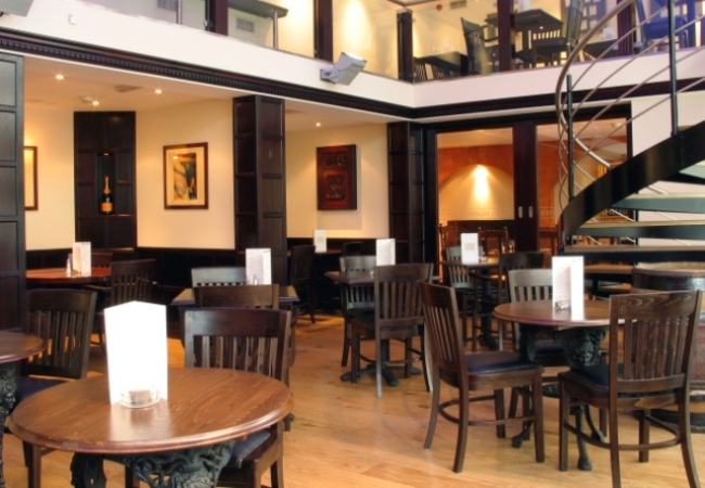 Reserve a table at Davy's at Woolgate Bar and Brasserie