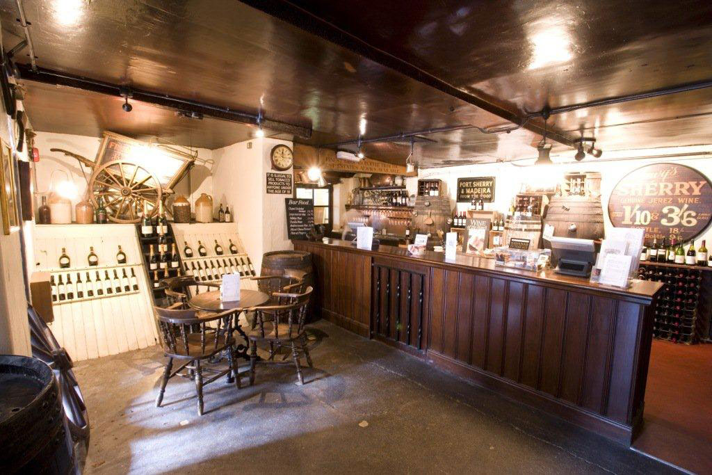 Davy's Wine Vaults - Greenwich - London
