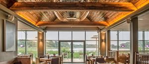 The Brasserie at Cotswold Water Park