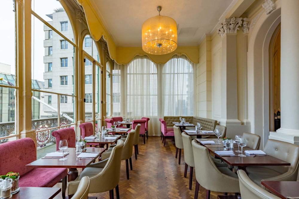 The terrace restaurant and bar i london book et bord for The terrace restaurant and bar