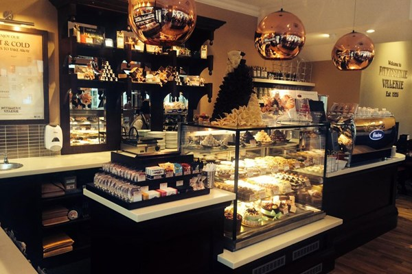 Debenhams Patisserie Valerie - Hereford - Herefordshire