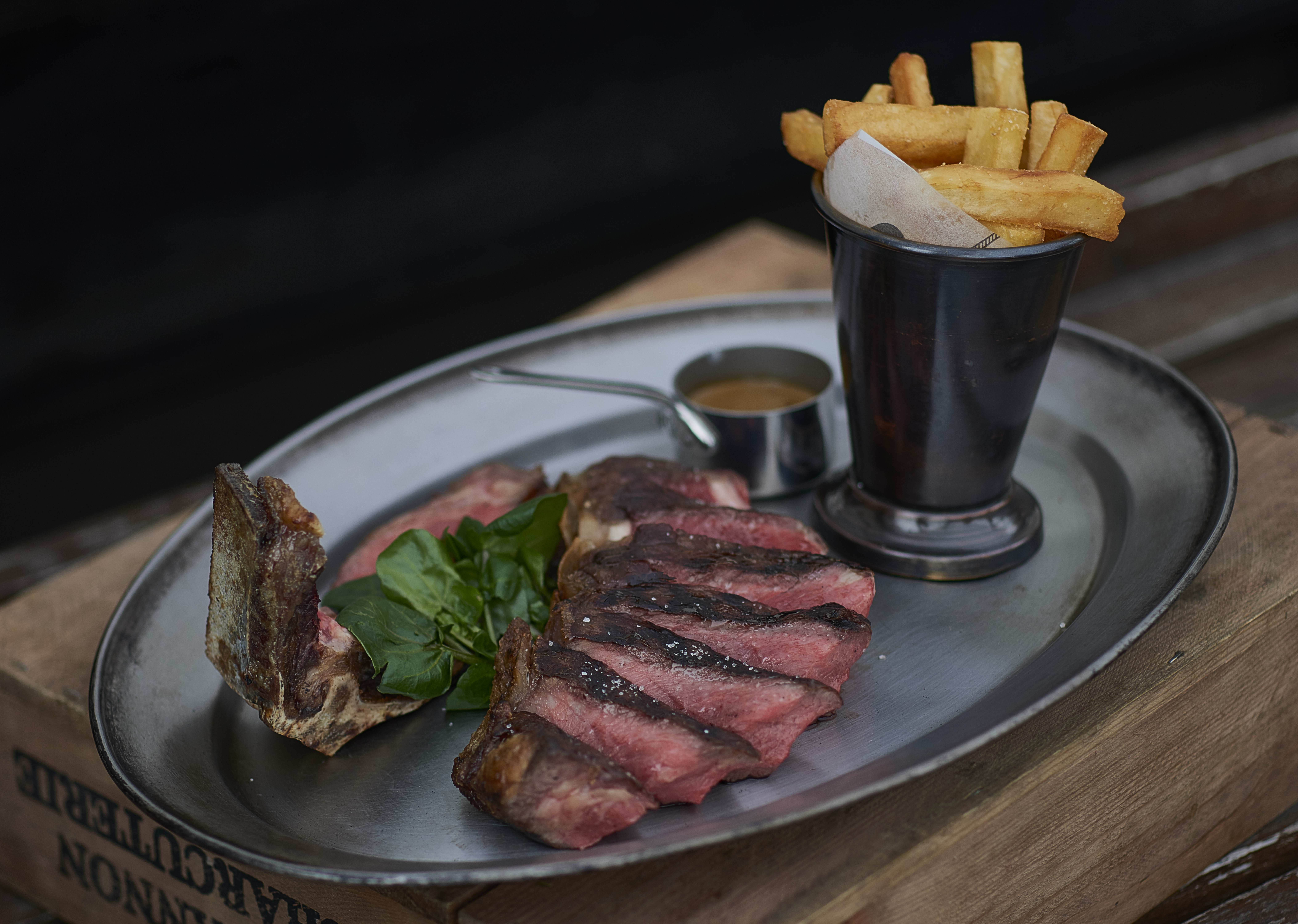 Reserva en Butlers Wharf Chop House Bar and Grill