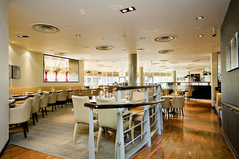 Reserve a table at The Brasserie at the Tower Hotel