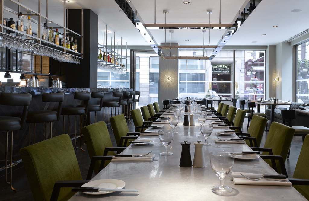 Reserve a table at 3 South Place
