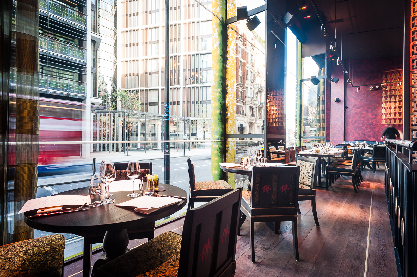 Reserve a table at Buddha-Bar Restaurant London