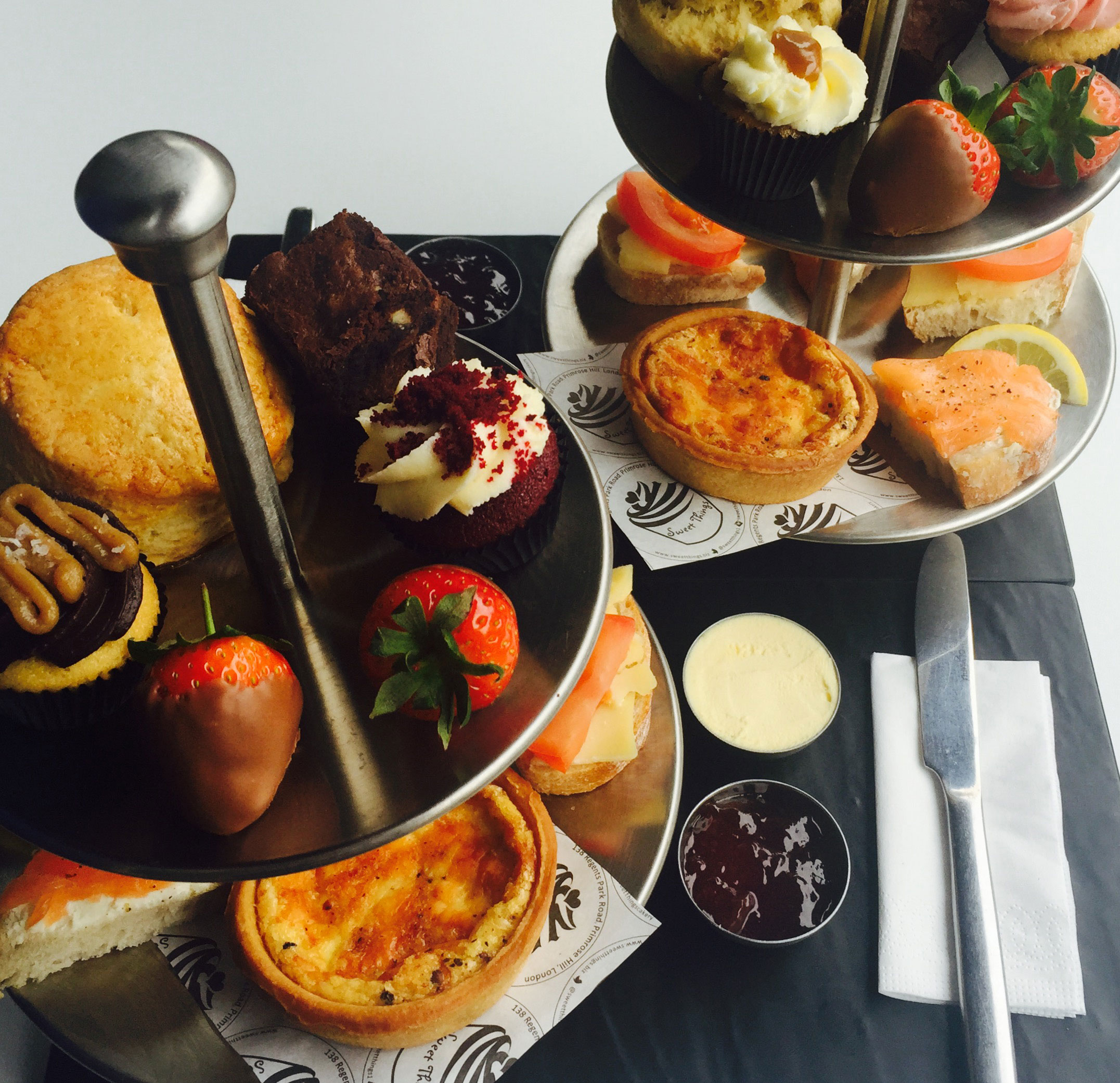 Reserve a table at Sweet Things - Primrose Hill
