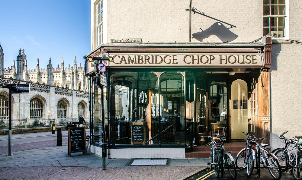 Image of The Cambridge Chop House