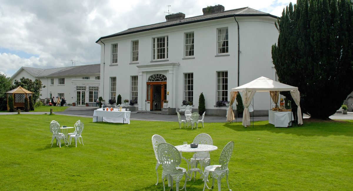 Dining Rooms at Springfort Hall Hotel - Co. Cork