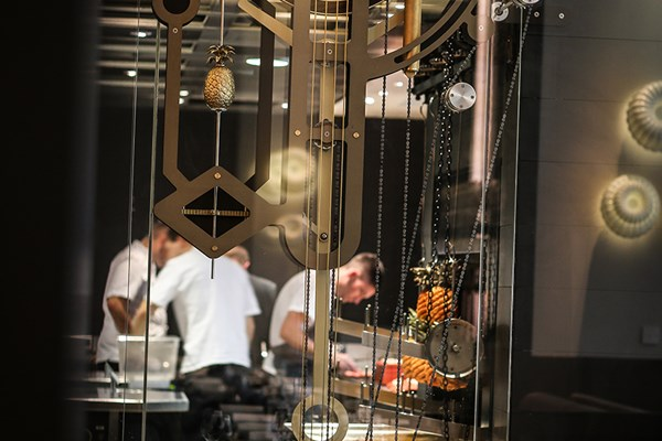 Dinner by Heston Blumenthal - London